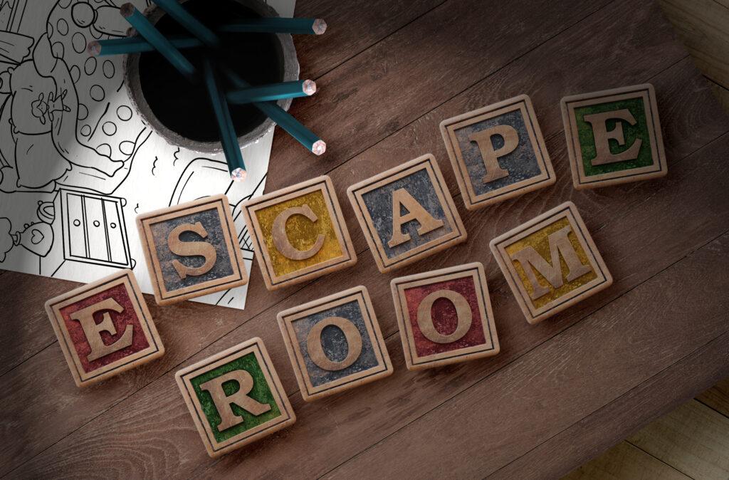 escape spiel spielzeug kuno rätsel mission escaperoom